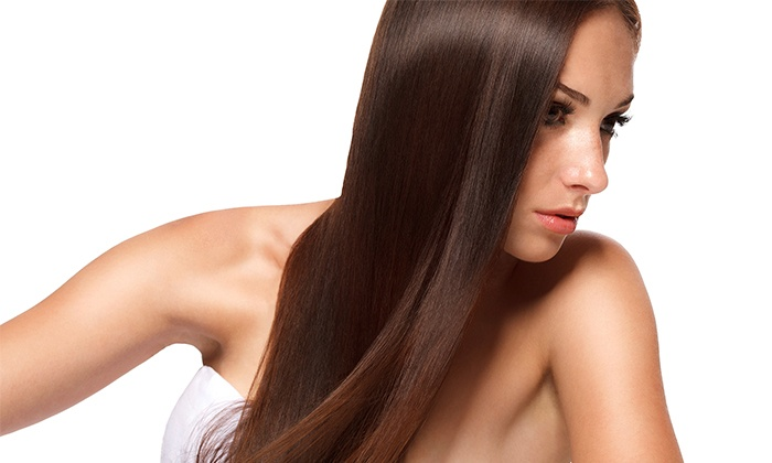Beauty and Beyond Hair Salon - Sunshine City: Keratin Treatment for Short or Medium-Length Hair at Beauty and Beyond Hair Salon (Up to 73% Off)
