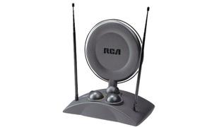 RCA UHF/VHF Amplified Indoor HDTV Antenna