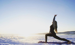 Surya Montreal: 10 or 20 Yoga Classes for One or Two at Surya Montréal (Up to 89% Off), 3 Locations