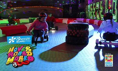 image for 30 Minute HoverBoard Experience at Hover Board World, Chill Factore (Up to 33% Off)