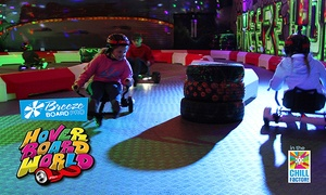 Hover Board World: 30 Minute HoverBoard Experience at Hover Board World, Chill Factore (Up to 33% Off)