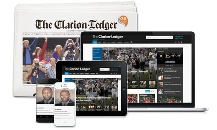 26- or 52-Week Sunday Subscription, or 52-Week Digital Subscription to