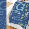 51% Off Custom Kids Sherpa Blanket