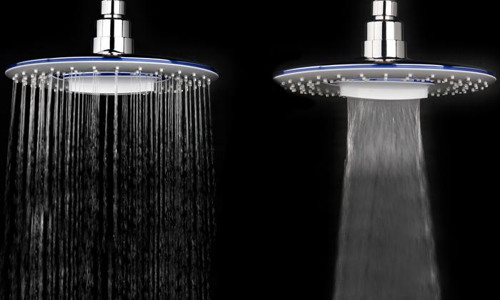 Come pulire ed eliminare il calcare dal soffione della doccia
