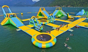 Up to 29% Off Waterpark Visit or Bumper-Boat Ride at Harrison Watersports, plus 6.0% Cash Back from Ebates.