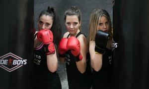 Soul Dance Fitness: 10 clases de entrenamiento fitboxing por 29,95 € en Soul Dance Fitness