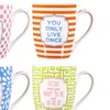 14oz. Melancholy Mugs (Set of 4)
