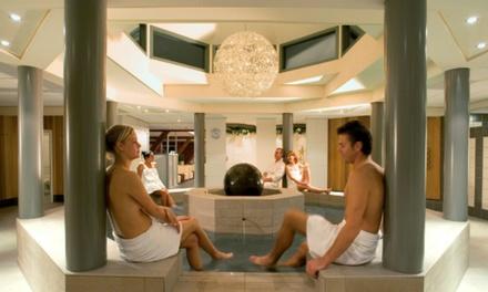 Roermond: entree Dennenmarken Sauna & Beauty