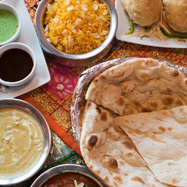 Restauracja Indyjska Spice India Bazaar