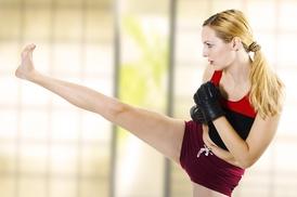 Kickboxing Biscayne Park: Five or Ten Kickboxing Classes at Kickboxing Biscayne Park(Up to 86% Off)