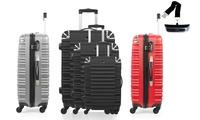 Bluestar 3er-Set Reisekoffer S/M/L in der Farbe nach Wahl