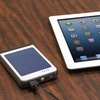 Ultra-High-Capacity 6,000mAh Solar-Powered USB Backup Battery