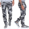 Akademiks Nollie Men's Cotton-Twill Joggers (Size L)