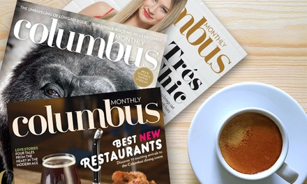 One or Two Year Subscription to Columbus Monthly Magazine (Up to 85% Off)