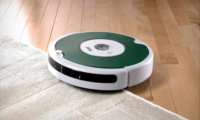 aspirateur robot irobot 534 elite groupon shopping. Black Bedroom Furniture Sets. Home Design Ideas