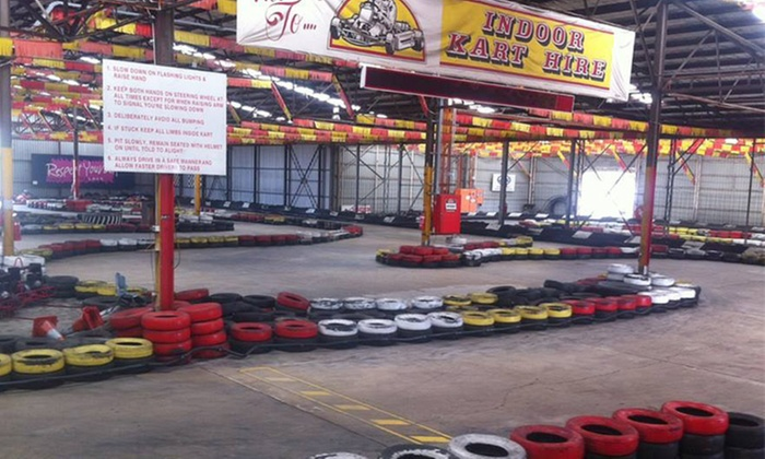 karting o'connor