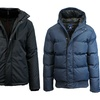 Spire by Galaxy Men's Heavyweight Jackets with Detachable Hood