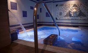 Spa para dos personas con opción a masaje en cabina, peeling y barros en terma desde 19,95 € en Spa Balnevital