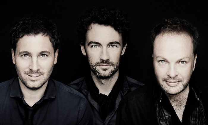Celtic Tenors - Paramount Hudson Valley: Celtic Tenors at Paramount Hudson Valley on October 9 at 7 p.m. (Up to 49% Off)