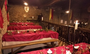 Auberge Vallicella: Entrée, plat, dessert au choix pour 2 personnes dès 39,99 € à l'Auberge Vallicella