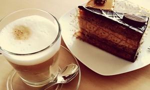 Café Vollsüß: Kaffee, Kuchen und Cookies nach Wahl für 2 oder 4 Personen im Café Vollsüß (bis zu 39% sparen*)