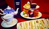 Saint Judes - City Centre - Glasgow: Intoxicating Afternoon Tea for Two at Saint Judes (40% Off)