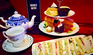 Saint Judes - City Centre: Intoxicating Afternoon Tea Party for Two at Saint Judes (40% Off)