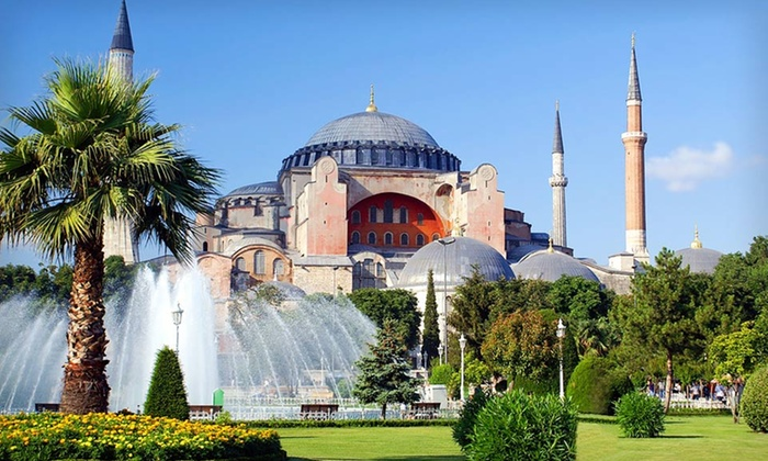 13-Day Tour of Turkey with Airfare - Athens, Kalabaka, and Istanbul: 13-Day Tour of Turkey with Airfare and First-Class Accommodations from Gate 1 Travel
