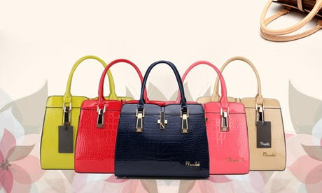 One Take Me to Paris Ultra Mod Handbag from Novadab (80% Off) 592b8fc6-dbf2-42f1-bb40-6da67cc70452