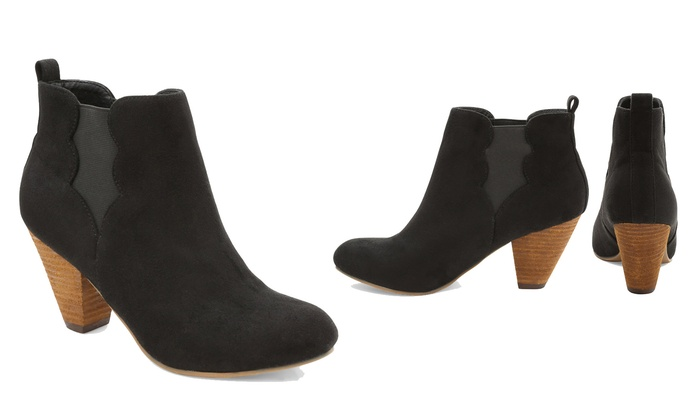6212f9fe6a05 XOXO Annabella Women s Ankle Bootie