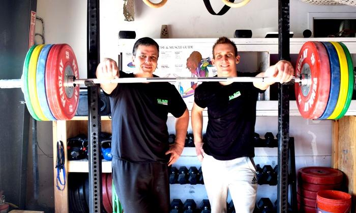 Cr Elite Strength Training - Cedar Rapids: $60 for $200 Worth of Gym Visits — CR Elite Strength Training