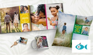 Snapfish: £30 to Spend on Personalised Photo Albums, Prints and Gifts, Including Father's Day Keepsakes With Snapfish (67% Off)