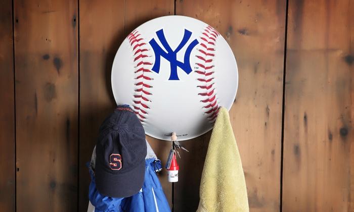 COOPERSBURG ASSOCIATES: MLB Coat Racks