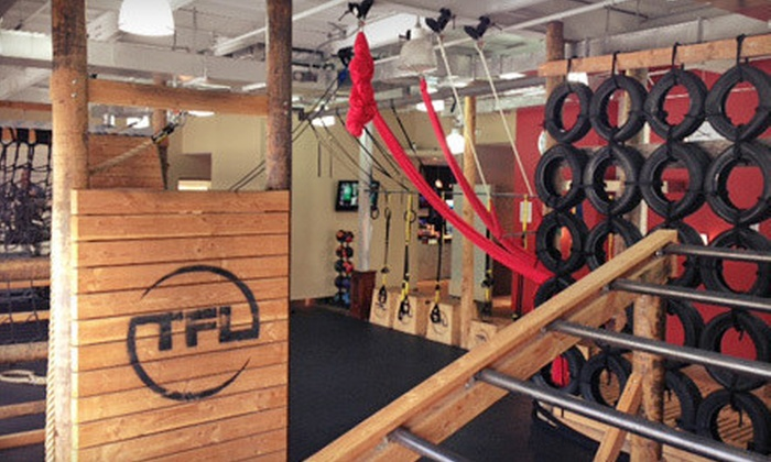 The Fitness Loft - Manhasset: 5 or 10 Boot-Camp Classes at The Fitness Loft (Up to 76% Off)