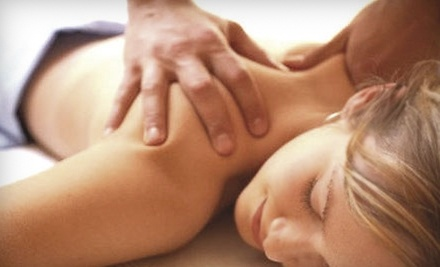 Water Works Salon & Spa: Swedish Massage and a Body Wrap - Water Works Salon & Spa in Mount Pleasant