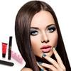 Sac de 10 articles de maquillage