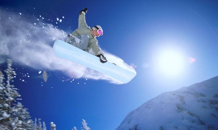 New England Ski & Scuba - Rockville: Ski or Snowboard Tune-Up at New England Ski & Scuba (Up to 50% Off)