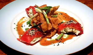 Ocean: $21 for $45 Worth of American Cuisine, Tapas, and Seafood at Ocean