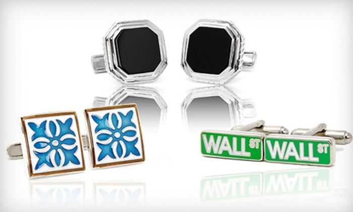 CuffLinks.com: $25 for $50 Worth of Men's Clothing and Accessories from CuffLinks.com