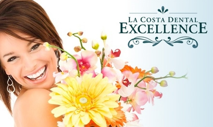 La Costa Dental Excellence - Carlsbad: $59 for a Dental Exam, Teeth Cleaning, and X-rays at La Costa Dental Excellence ($330 Value)