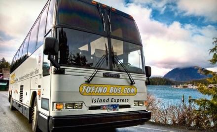 Tofino Bus - Tofino Bus in Victoria