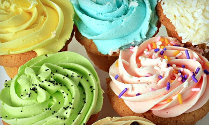 Sinsational Cakes Bakery - North Richland Hills: One Dozen Cupcakes or $20 for $40 Worth of Cakes at Sinsational Cakes Bakery in North Richland Hills (Up to 55% Off)