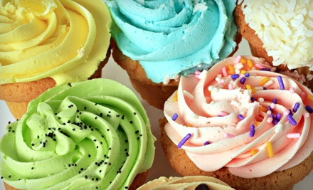 1-Dozen Assorted Cupcakes (up to a $33 value) - Sinsational Cakes Bakery in North Richland Hills