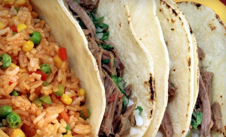 $20 Groupon to Grande Jakes Authentic Mexican Grill - Grande Jakes Authentic Mexican Grill in Buffalo Grove