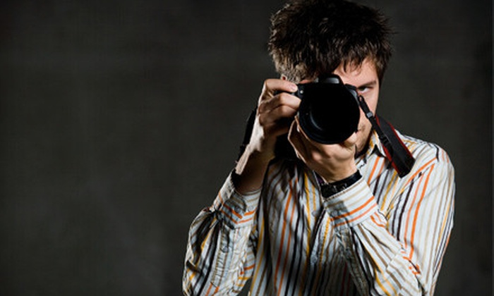 CEPA Gallery - Downtown,Central: $75 for a Photography Workshop at CEPA Gallery (Up to $225 Value)