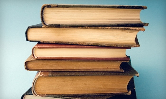 The Book Attic - Tomball: $10 for $20 Worth of Used Books at The Book Attic in Tomball