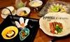 ディナー|美食ディナーコース全7品+1ドリンク