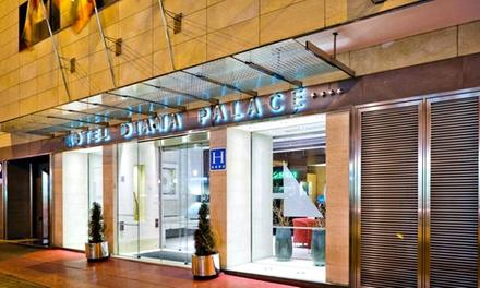 Palencia: 1, 2 o 3 noches en habitación doble con desayuno y late check-out en Hotel Eurostars Diana Palace 4*