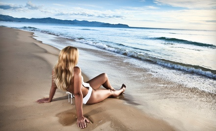 Five Tanning Sessions in a Level-3 UV-Tanning Bed  (a $45 value) - Glo Tanning Salon & Boutique in Stockton