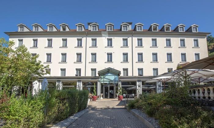 Grand Hotel Uriage Groupon